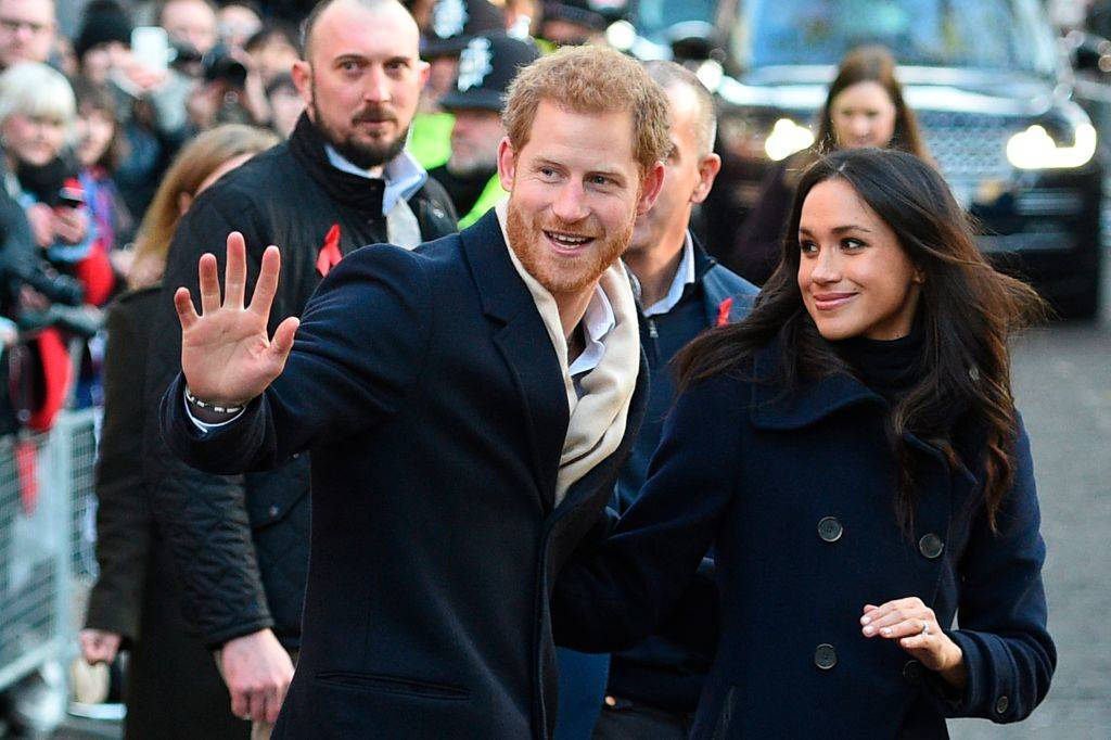 harry and markle -883496524
