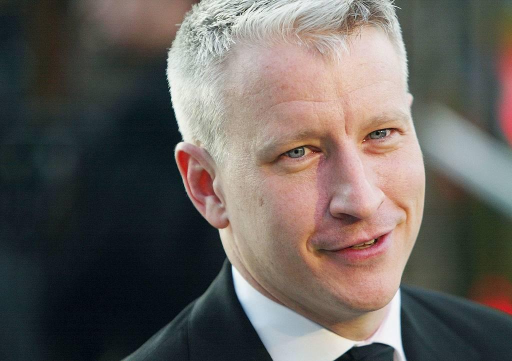 close-up portrait of cooper