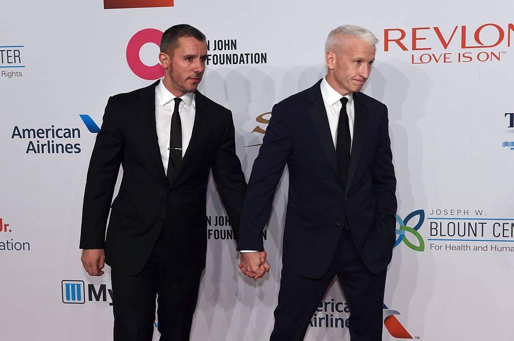 benjamin maisani and cooper holding hands