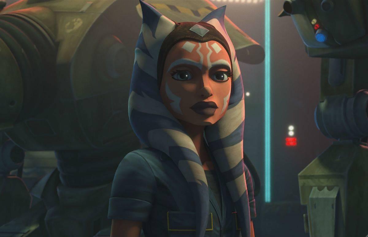 Star Wars: The Clone Wars,