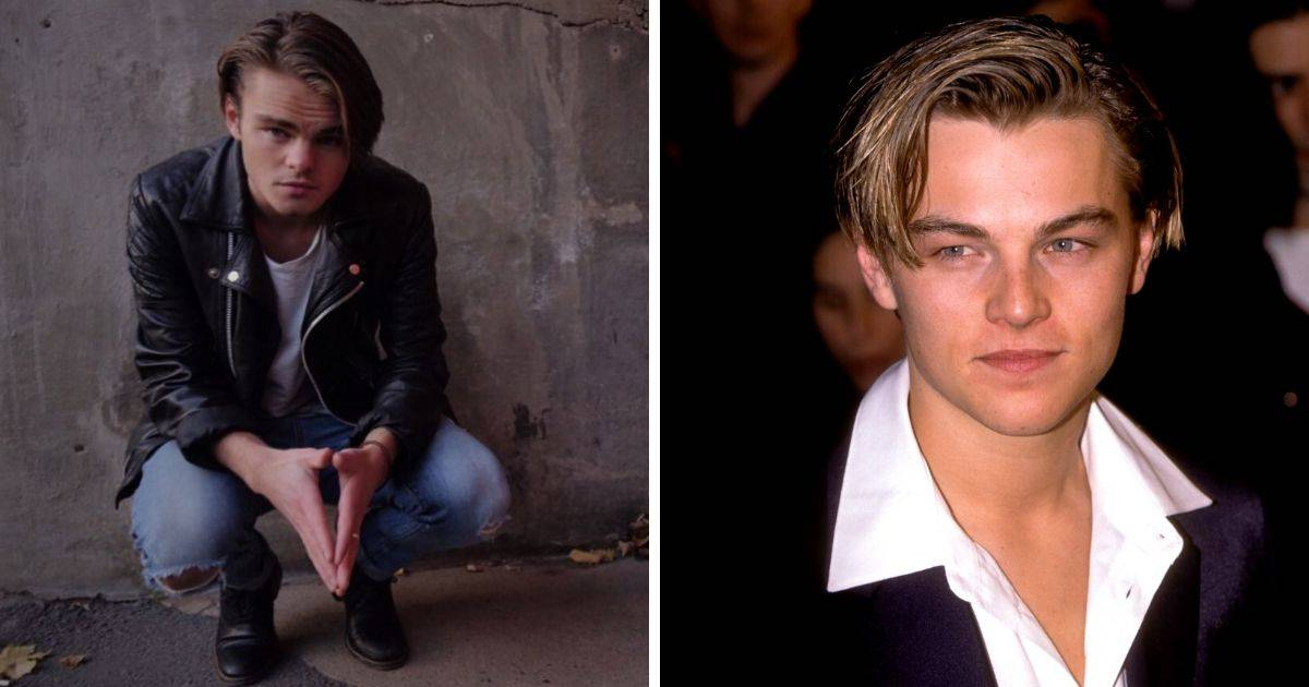 leo dicaprio and lookalike