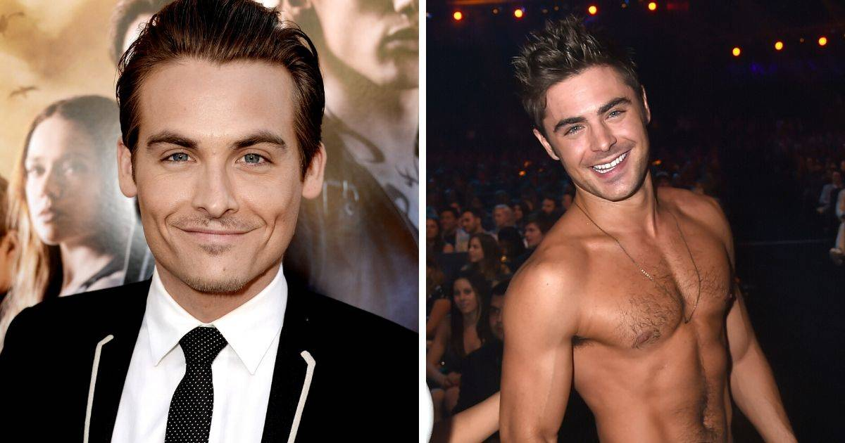 kevin zegers and zac efron