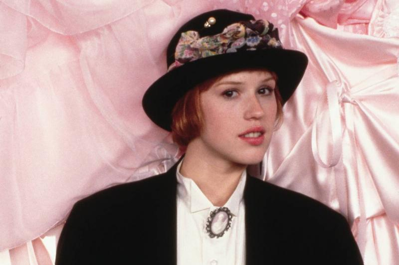 Andie Walsh In Pretty In Pink