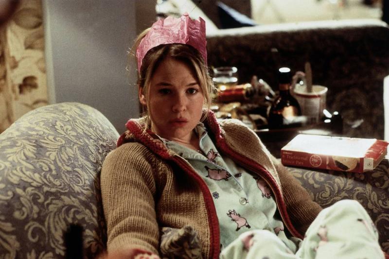 Bridget Jones In Bridget Jones's Diary