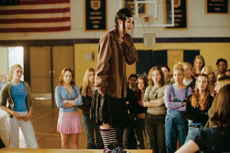 Janis Ian In Mean Girls