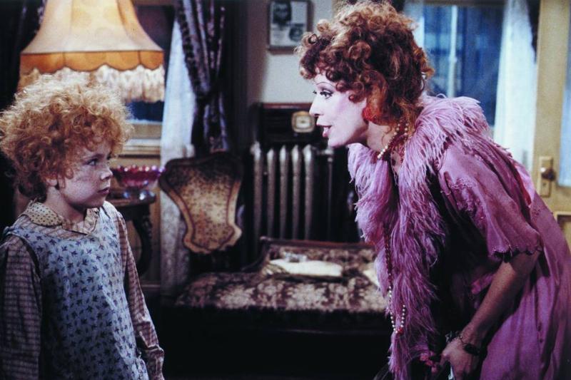 Miss Hannigan In Annie