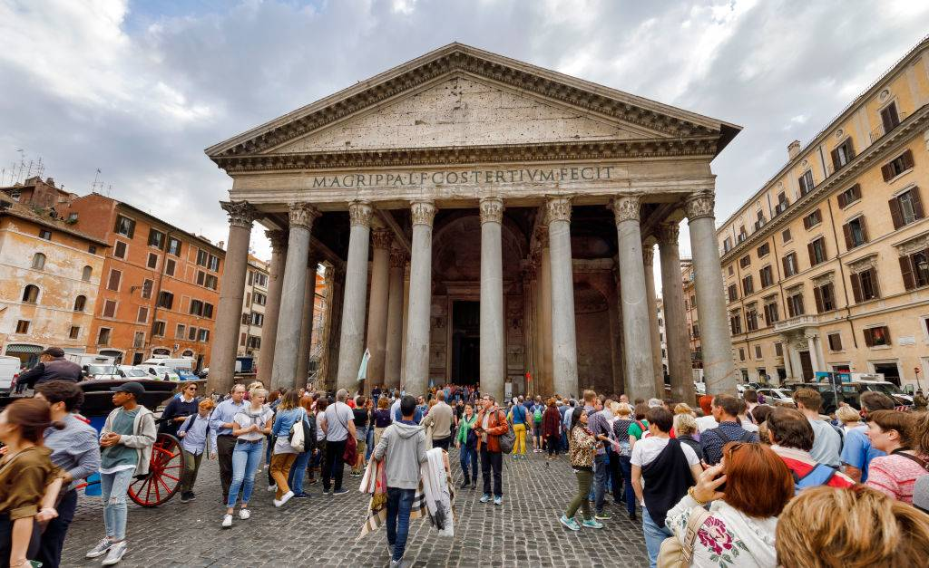 Picture of the Pantheon