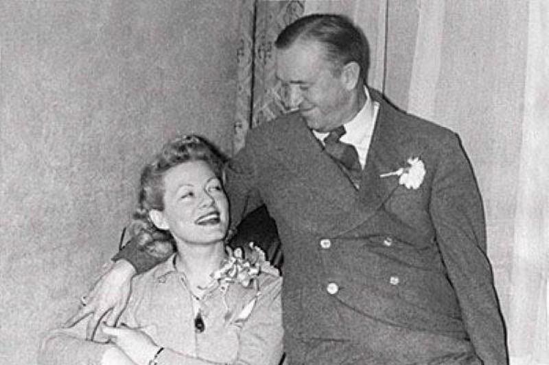 Stan Laurel And Virginia Ruth Rogers