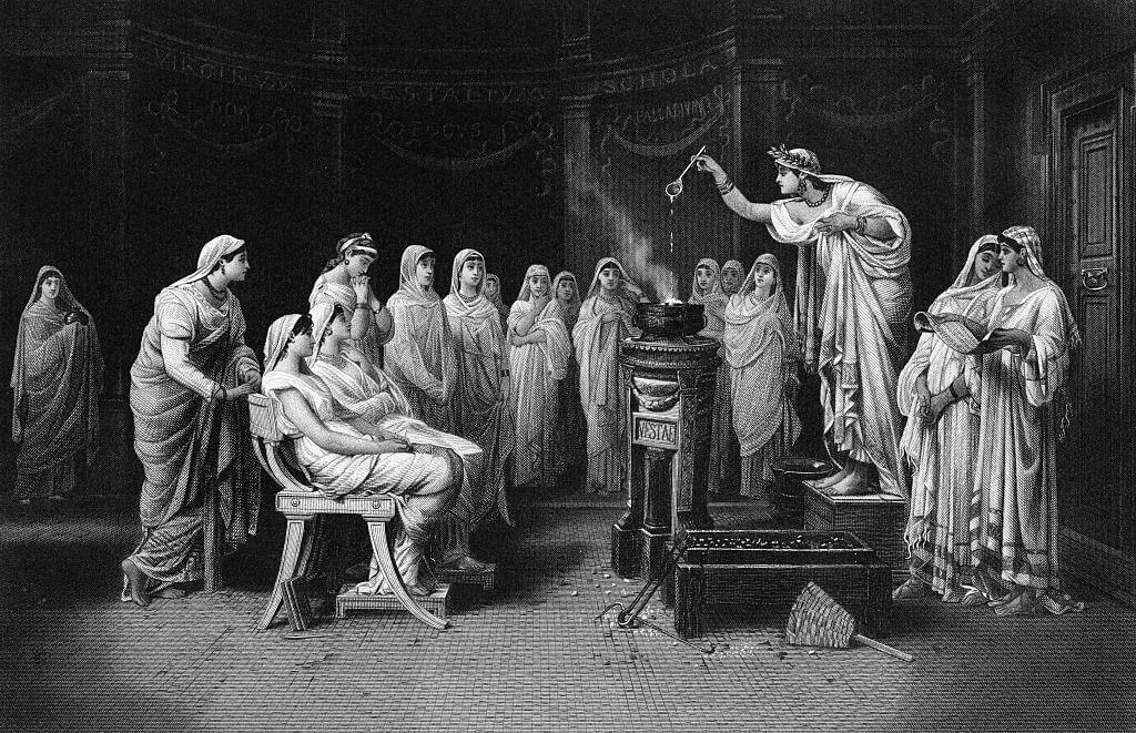 The Vestal Virgins