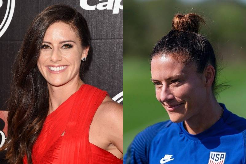 Ali Krieger Looks Gorgeous On And Off The Field