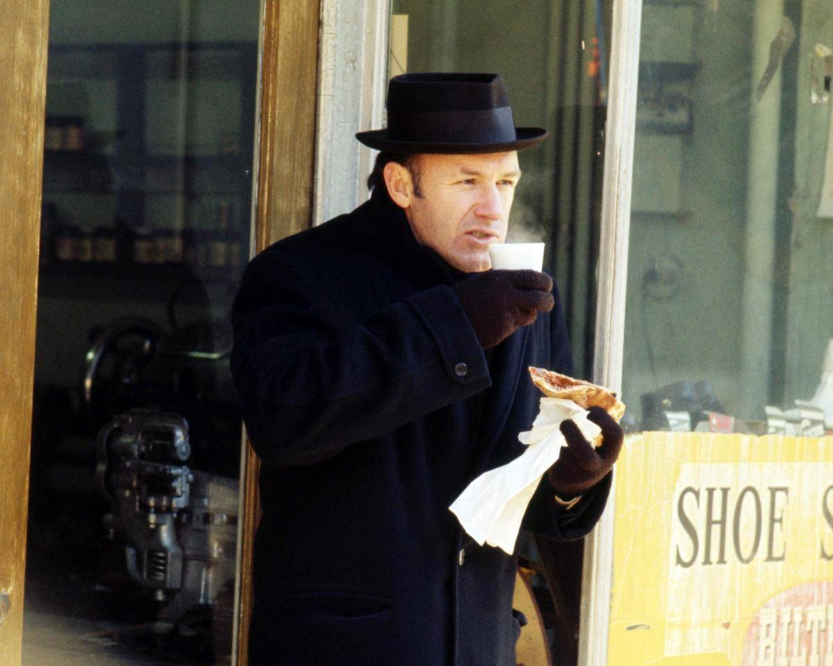 Picture of Gene Hackman