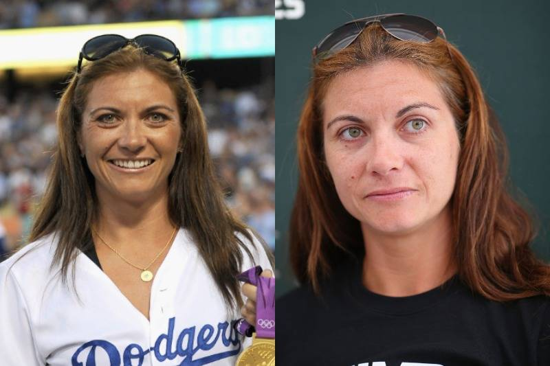 Misty May-Treanor Favors Sunscreen Over Makeup