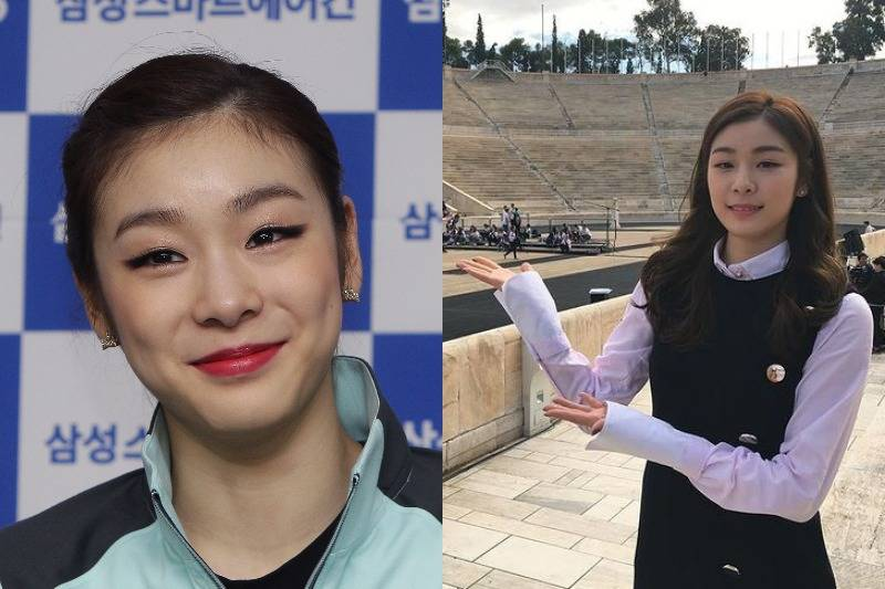 Yuna Kim Goes From Innocent To Smoky