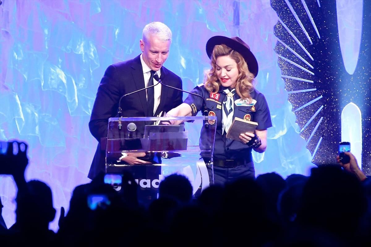 24th Annual GLAAD Media Awards - Inside