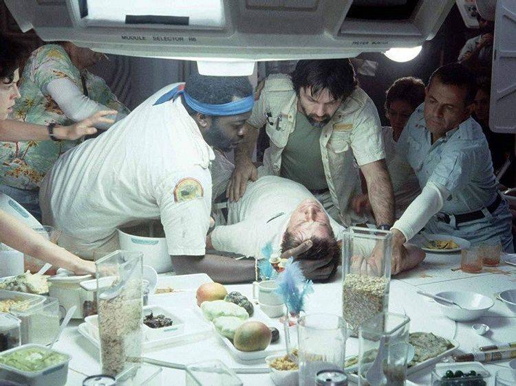 Picture from Alien