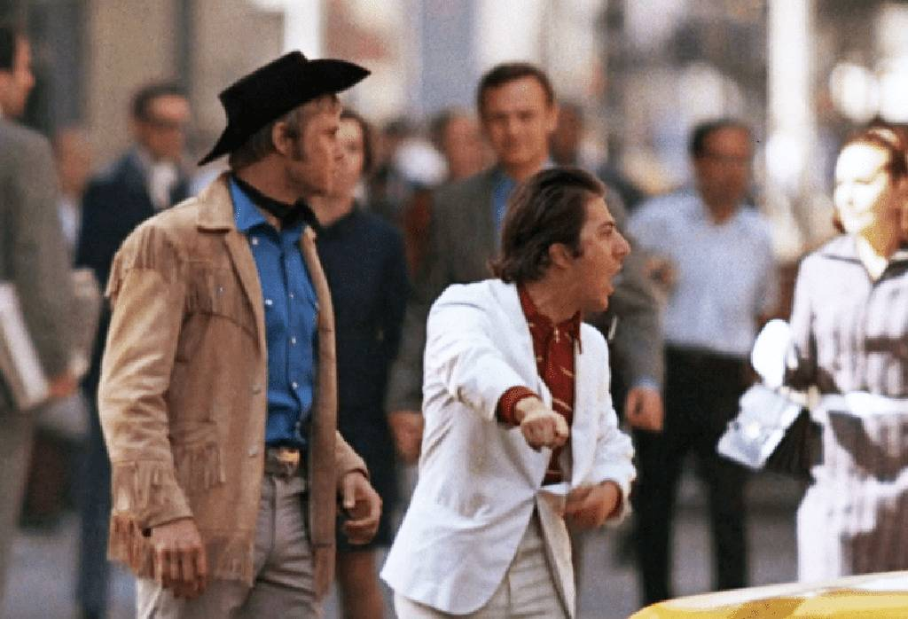 Picture from Midnight Cowboy