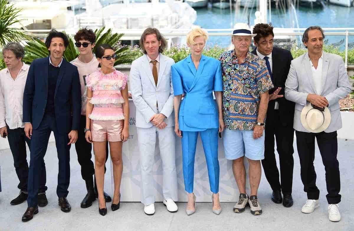 The 74th Annual Cannes Film Festival -