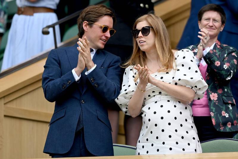 Wimbledon Celebrity Sightings - Day 10