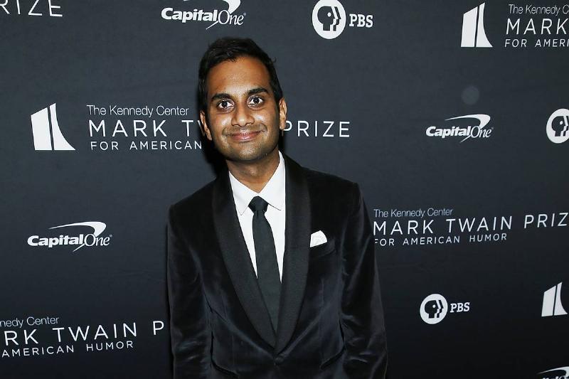 Aziz Ansari at 22nd Annual Mark Twain Prize For American Humor