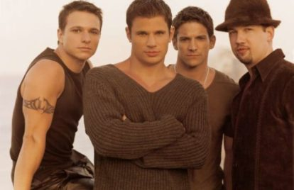 #FBF 98 Degrees Bringing Boy Band Realness