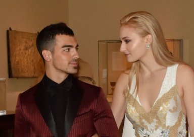 Joe Jonas & Sophie Turner Are Engaged!