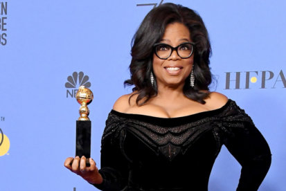 10 Oprah GIFs Proving She Should Be President