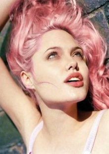 Celebs With Perfectly Pink V-Day Hair