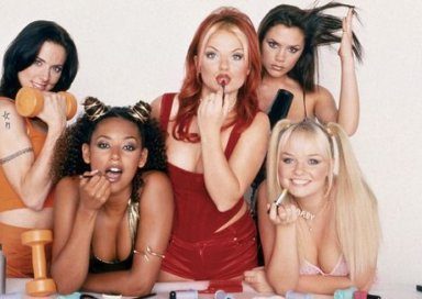 Spice Girls Were OG '90s Fashion Icons