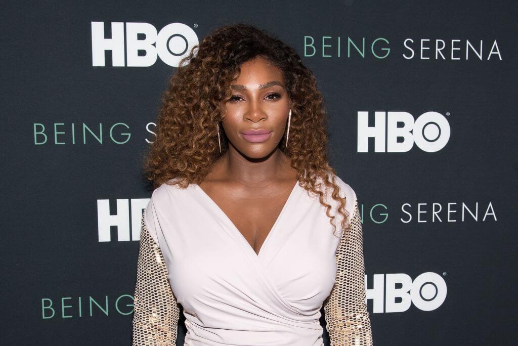 "Serena Williams Trademarked ""Aneres"""