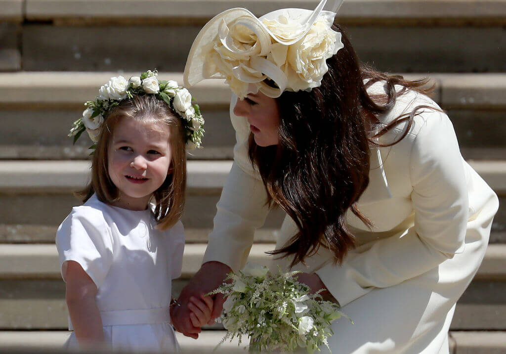 Princess Charlotte & Her Mother