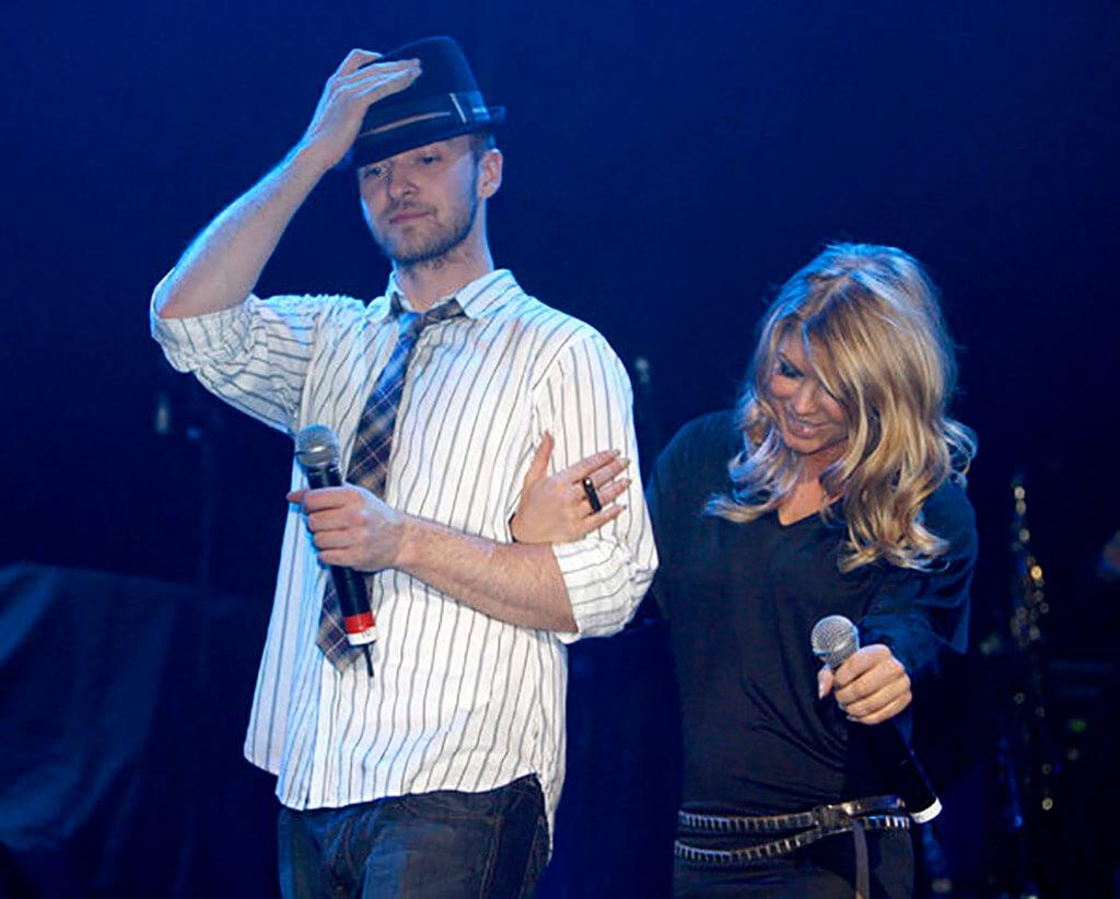 Fergie + Justin Timberlake