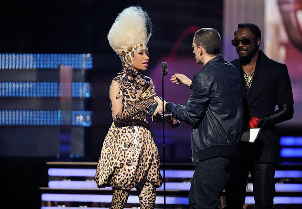 Eminem + Nicki Minaj