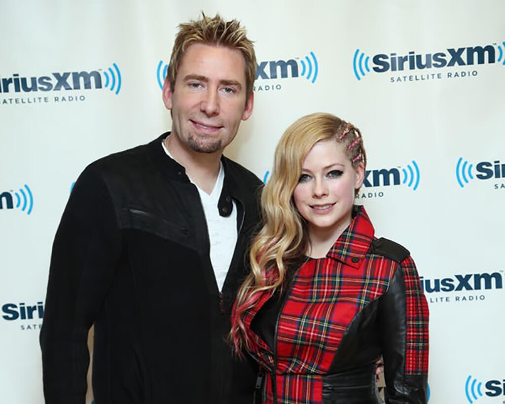 Avril Lavigne + Chad Kroeger