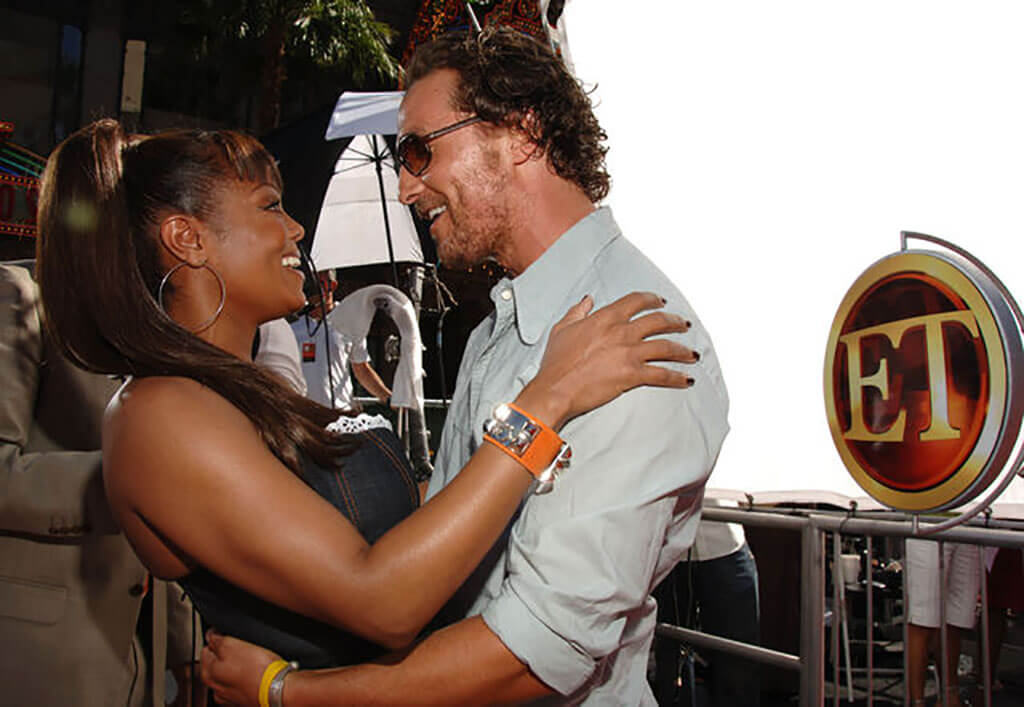 Janet Jackson + Matthew McConaughey