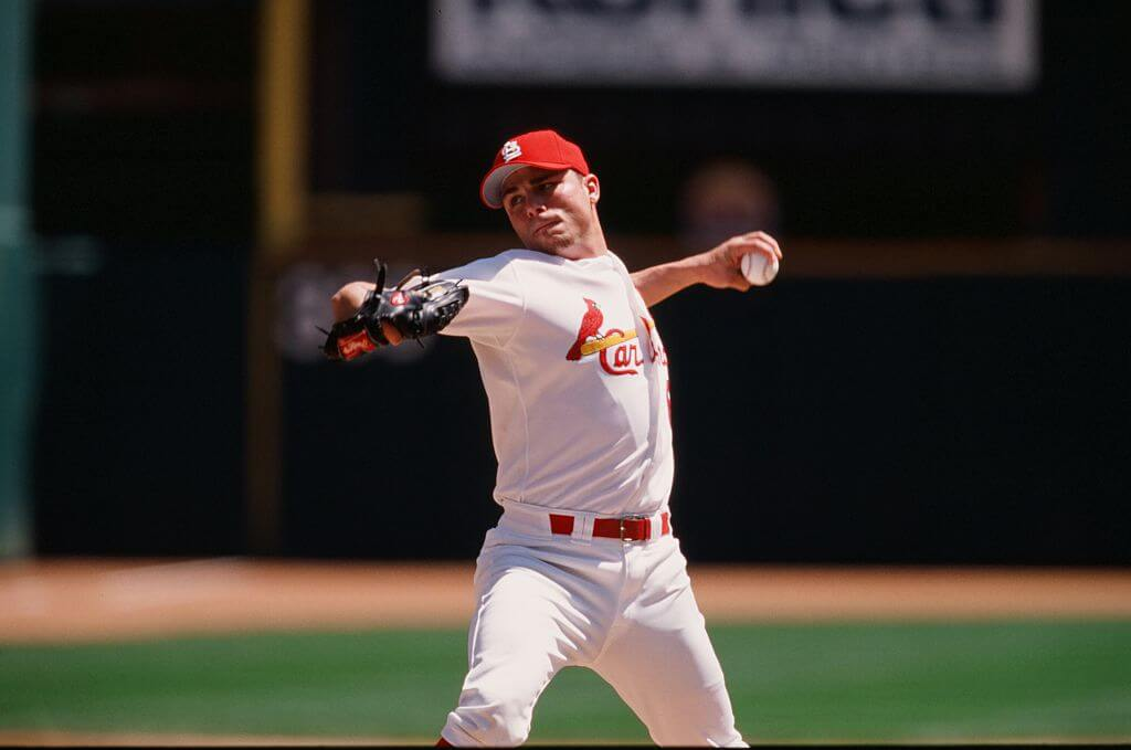 Rick Ankiel Couldn't Make It Back From Tommy John Surgery