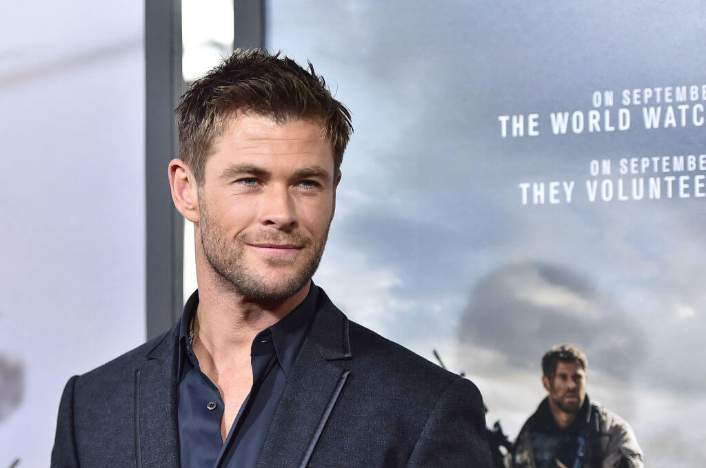 Chris Hemsworth, AKA Thor, Spent Part Of His Childhood In The Outback