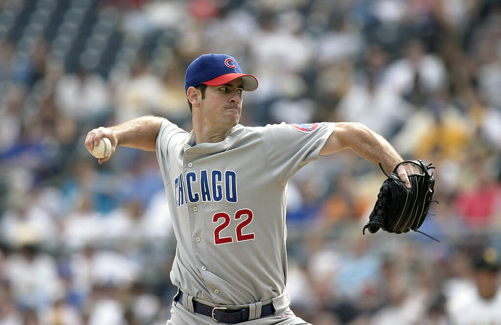Mark Prior's Pitching Arm Gave Out On Him Too Soon