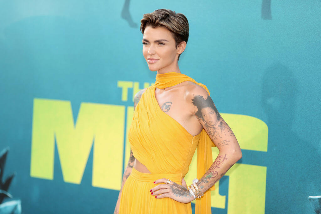 Ruby Rose Is Breaking Barriers As An LGBTQ Actor