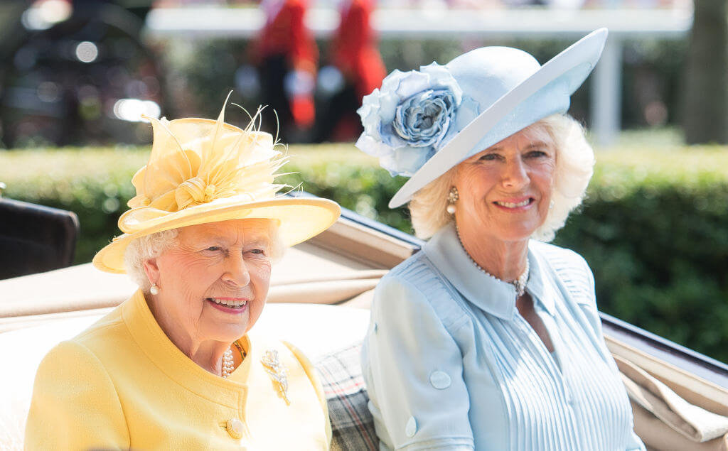The Queen Honored Camilla In a Major Way In 2015