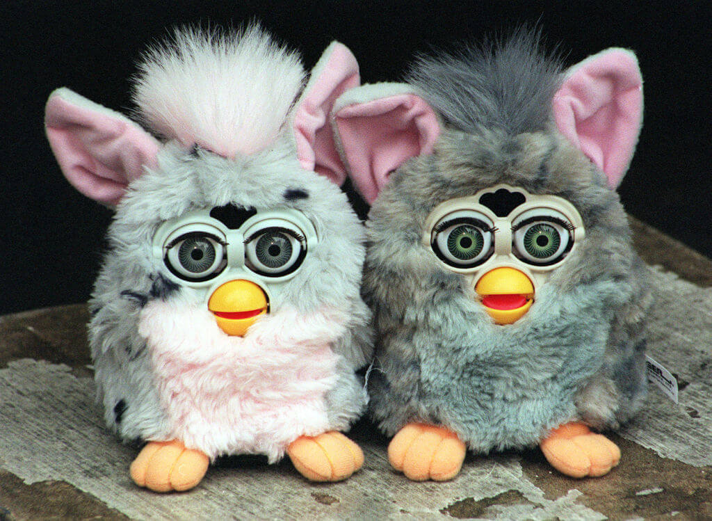Furbys Were Weird But Highly Coveted