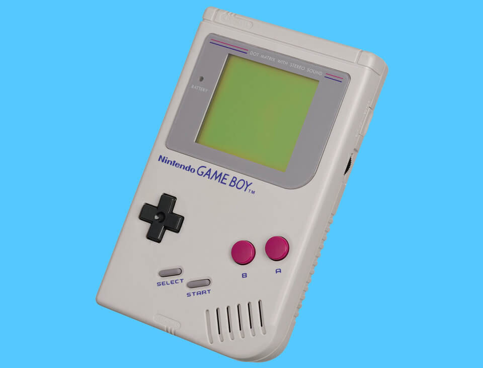 Game Boy Was the Hottest Toy of 1989