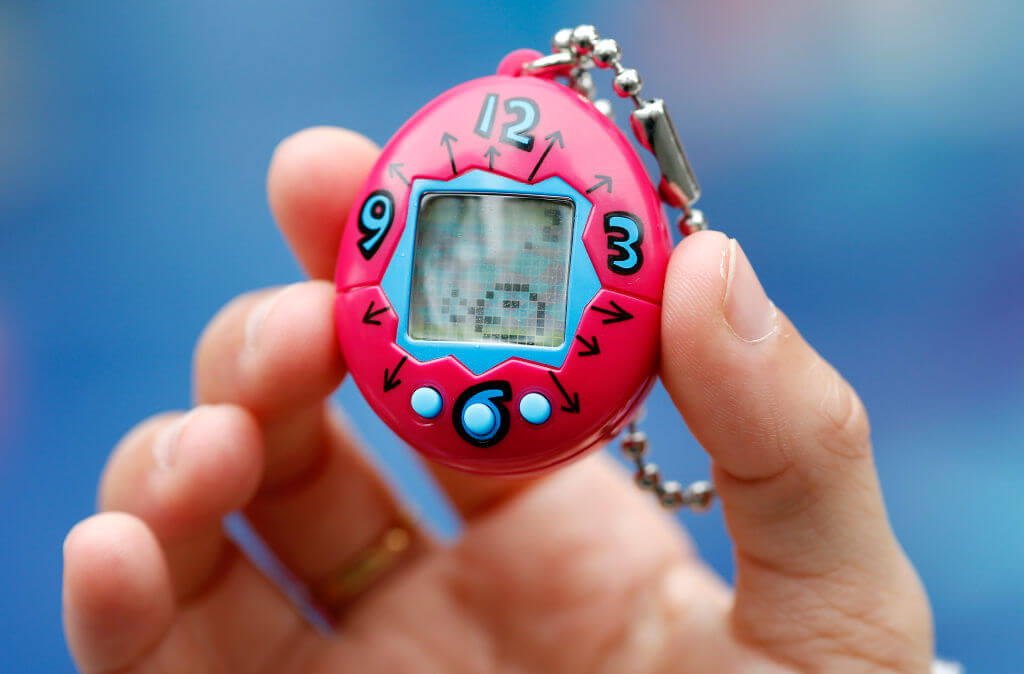 Tamagotchi Was Everyone's First Pet…Sort Of